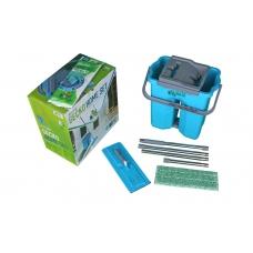 Комплект для влажной уборки с двумя насадками GECKO HOME SET